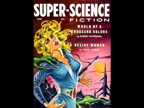 Open Warfare by James E. Gunn  - X Minus One, Science Fiction