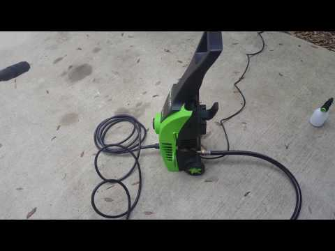 Harbor Freight Portland Pressure Washer