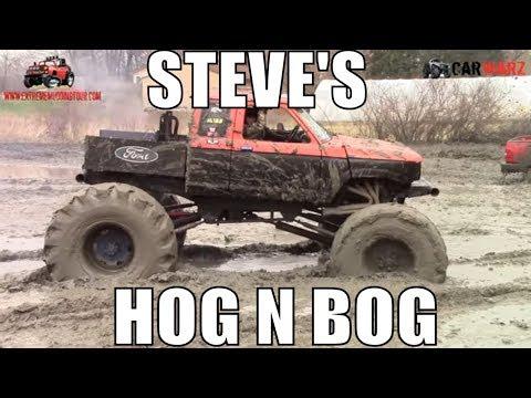 STEVE'S HOG & BOG SPRING MUD BOG 2015