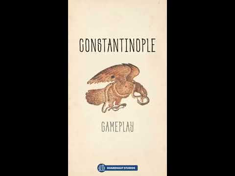 Constantinople Board Game - gameplay