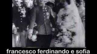 JUNE 28 1915  Archduke Franz Ferdinand of Austria killed at Sarajevo.