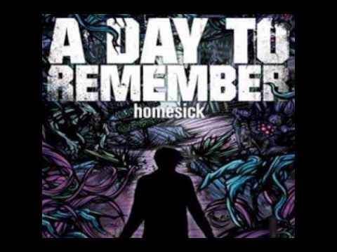 A Day To Remember - My Life For Hire
