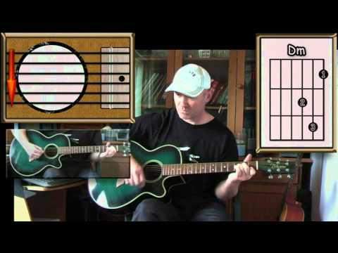 Make The Man Who Sold The World - David Bowie - Acoustic Guitar Lesson (easy - ish) Pictures