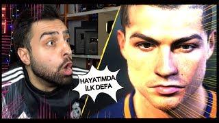 Sİyah Toptan Crİstİano Ronaldo Çikti ! Myclub Top AÇiliŞi