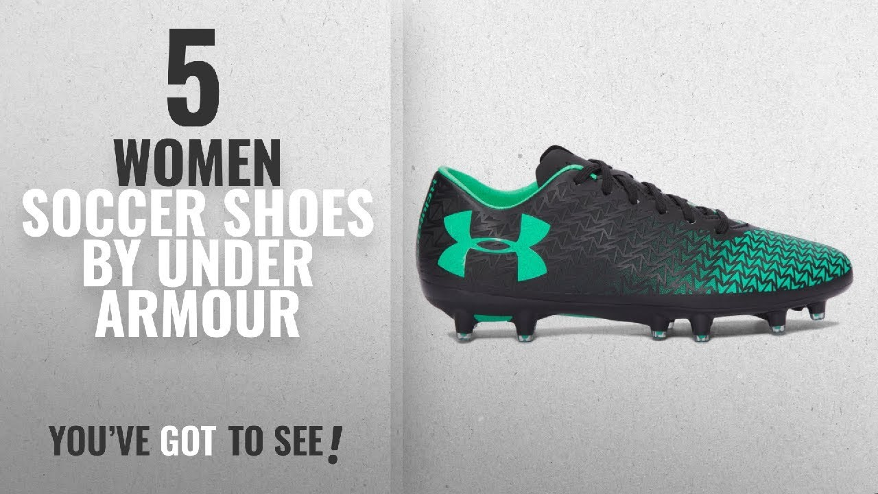 Top 5 Under Armour Women Soccer Shoes  2018   Under Armour UA ... fc8648a1b
