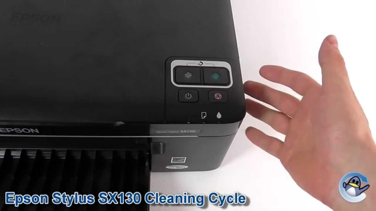 stampante epson stylus sx130