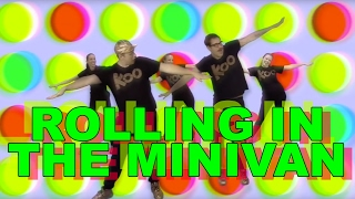 Koo Koo Kanga Roo - Rollin In The Minivan: Dance-A-Long Video