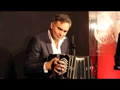 """Maypa"" - Victor Villena Tango Trio live @ Musik beim Wirt, Fornach"