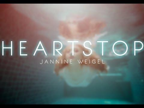 Jannine Weigel - Heart Stop (Official Lyric Video)