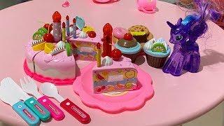 #Распаковка и обзор игрушки My little pony