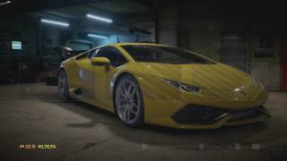 Need for Speed 20 (PC) - My car setups for Prestige Mode (All 41 Gold Medals)
