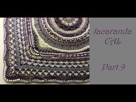 Jacaranda Cal By Haaksteek Part 9 Video By Saartje Youtube