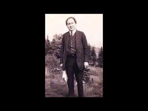 Leopold Godowsky  1870   1938