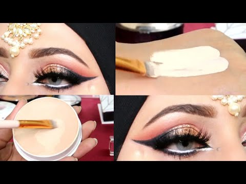 How To Apply Bridal Base | Pakistani/Indian Tradional Bridal Makeup Tutotial #zainabnuman