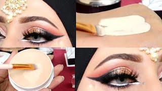 How To Apply Bridal Base   Pakistani/Indian Tradional Bridal Makeup Tutotial #zainabnuman