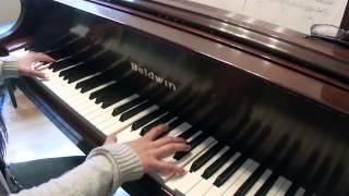 Kingdom Hearts - Hikari (piano)