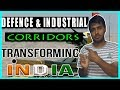 INDIA's Upcoming Defence and Industrial Corridors || DMIC,AKIC,CBIC,MBIC,VCIC, South Indian Defence
