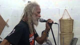 Cedric Myton e Banda  Kazamata São Luis-Ma.