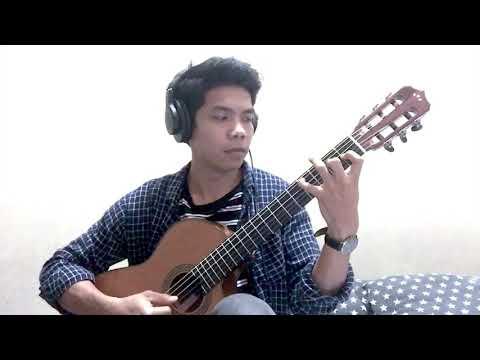 KENNY ~ Cinta Untuk Mama | Cover By Albipa - Guitar Fingerstyle