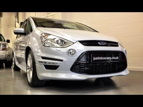 2010 60 ford s max 2 0 ecoboost titanium x sport 5dr powershift sorry now sold youtube. Black Bedroom Furniture Sets. Home Design Ideas