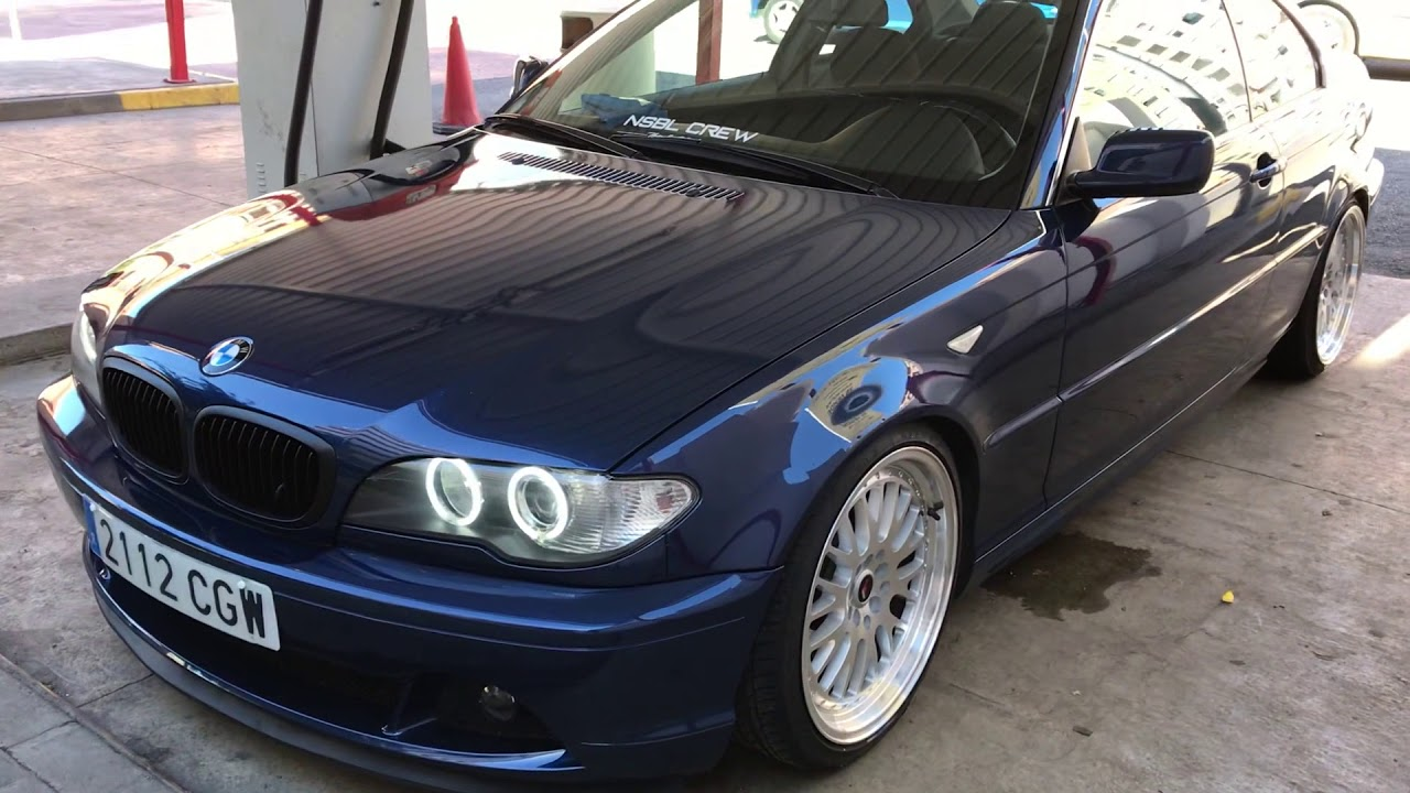 Static Bmw E46 Coupe Restyling Carp0rn