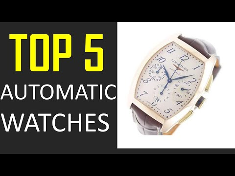 Best Automatic Watches I Top 5 Automatic Watches In 2019