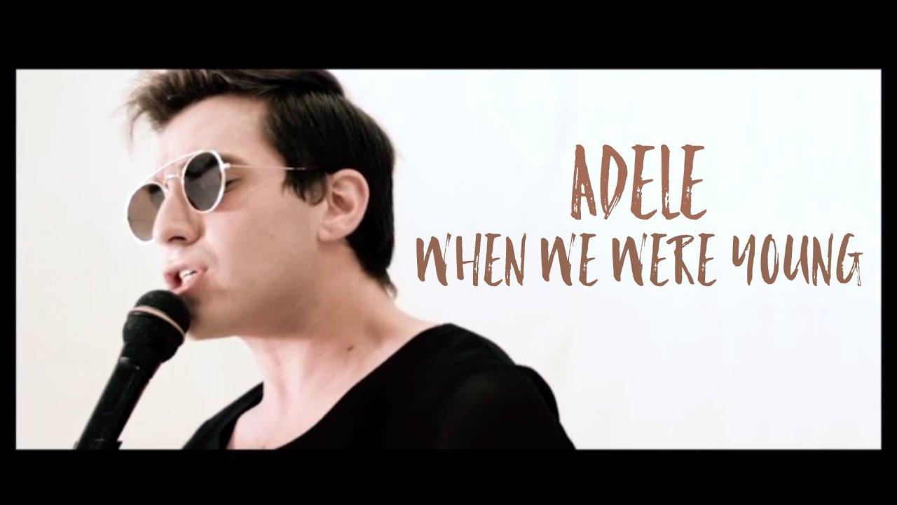 ADELE   When We Were Young - YouTube