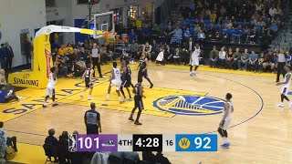 Damian Jones (13 points) Highlights vs. Reno Bighorns