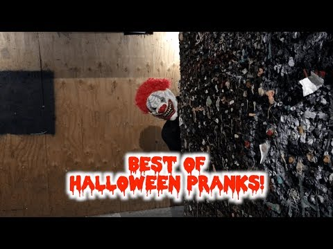 Best Halloween Pranks of All Time!