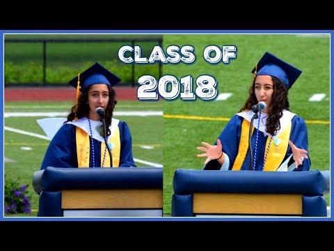 high school graduation speech on the future