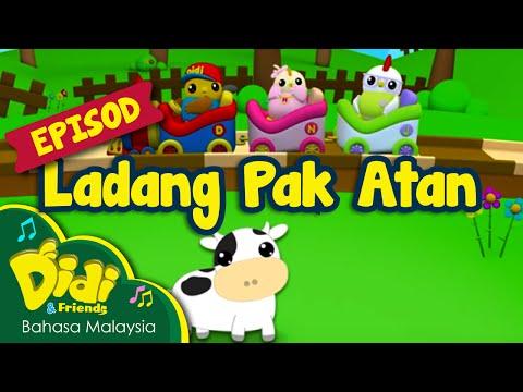 Ladang Pak Atan   Didi & Friends   Segmen #6