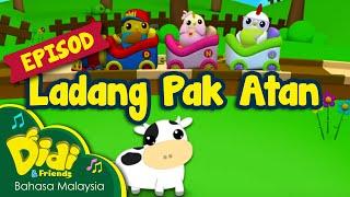 Ladang Pak Atan | Didi & Friends | Segmen #6 MP3