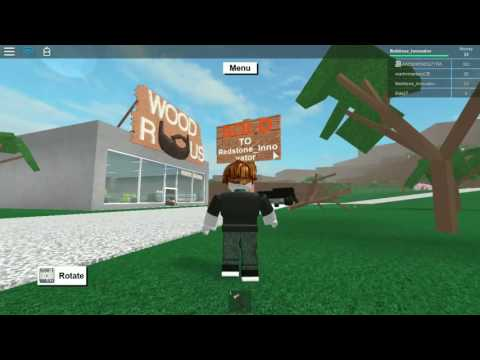 Let's Play Roblox Lumber Tycoon - Episode 1- Getting Started