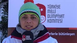 """""""Kış Olimpiyatlarına Katılan İlk Kadın Sporcu Olmak Gurur Verici"""""""