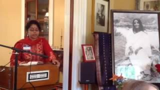"""Bhava sagara tarana karana hey sung by Jaya Sanyal"
