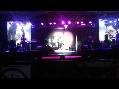 Afgan - Pesan Cinta @ Mega Concert Love Collaboration Afgan & Raisa Medan 22 Juni 2013