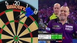 PDC Darts World Championship Final   Peter Wright Vs Michael Van Gerwen FULL MATCH