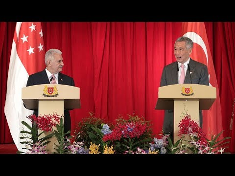 Official Visit by Turkish Prime Minister Binali Yıldırım
