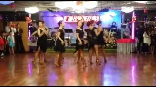 Ladies Solo Rumba