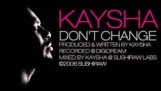 Kaysha - Don