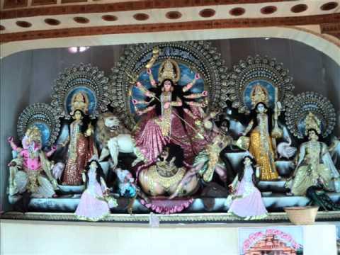 Durga Puja 2011 Agartala |