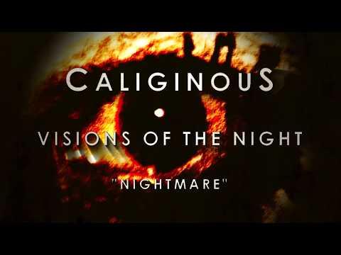 Caliginous - Visions Of The Night [ Dark Ambient / Drone / Field Recordings / ASMR / Hypno ]
