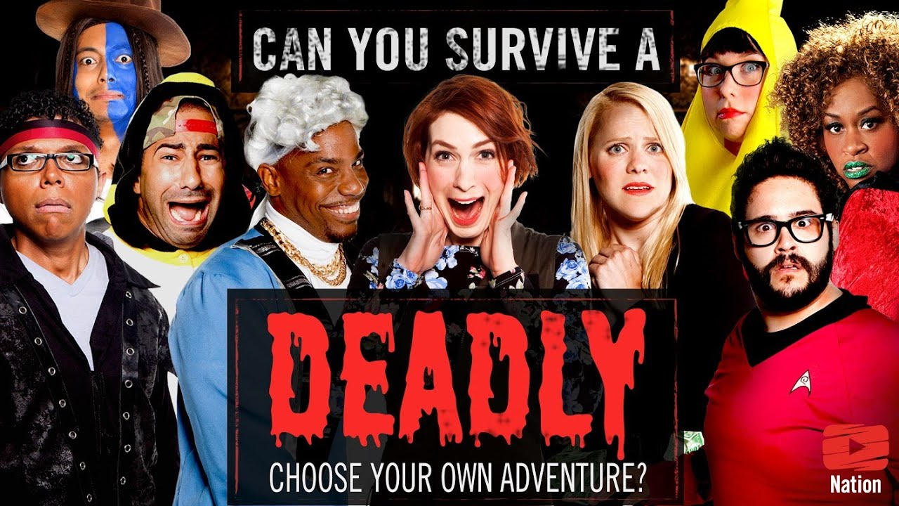 can you survive a deadly halloween choose your own adventure a deadly halloween choose your own adventure