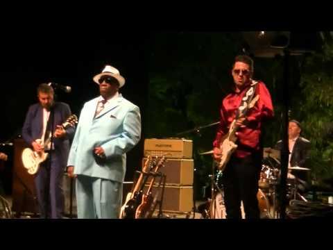 Donald Ray Johnson & Gas Blues Band  -  Nuit du Blues -  3