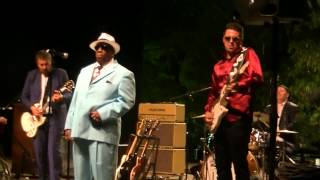Donald Ray Johnson & Gas Blues Band  -  Nuit du Blues -  3