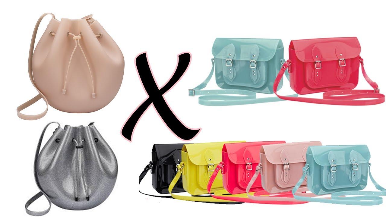 Bolsa Estilo Cambridge Satchel : Papo de melisseira sac bag satchel
