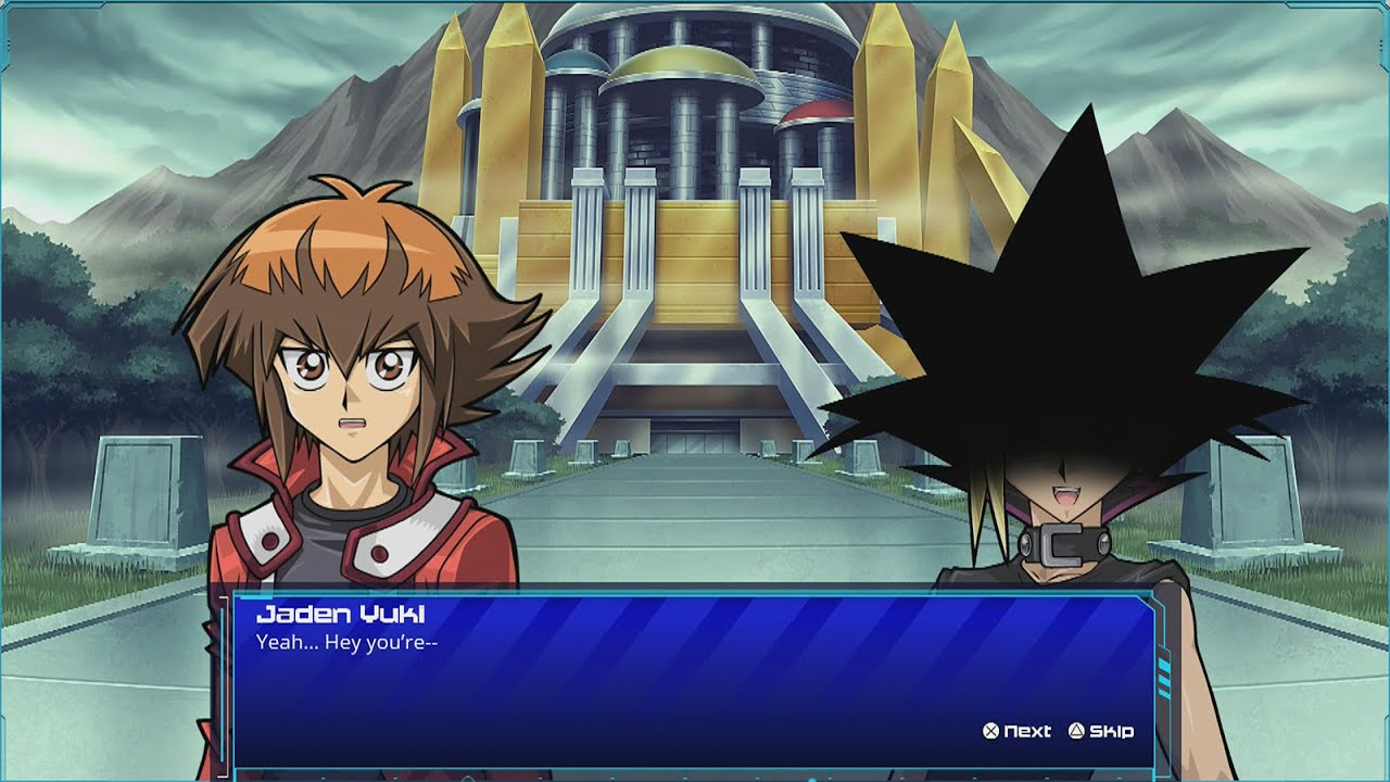 3d Mirror Wallpaper Ps4 Yu Gi Oh Legacy Of The Duelist Gx The Next King