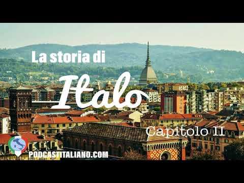 La storia di Italo, capitolo 2 - Short stories for beginners in Italian