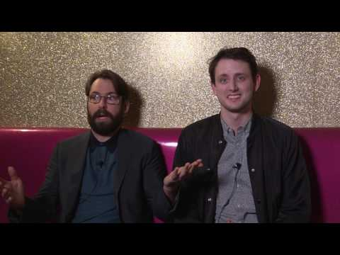 : Silicon Valley's Martin Starr and Zach Woods