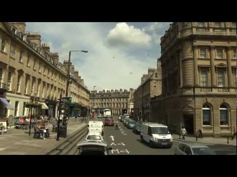 A day out in the city of Bath part 1